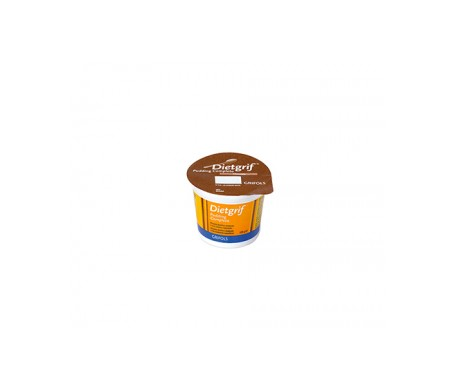 Dietgrif Pudding Completo sabor chocolate 125g 24uds