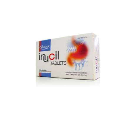 Homeosor Inucil Tablets 2g 30comp