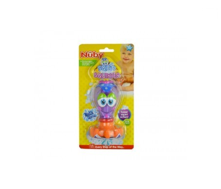 Nuby Squid Squirter 1ud