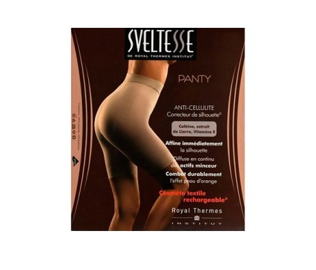 Sveltesse Panty  Color Carne S/m