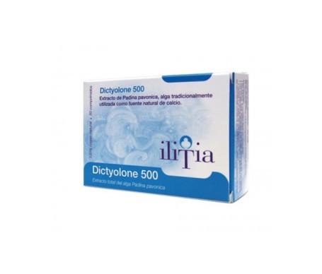 Ilitia Dictyolone 500 30cáps