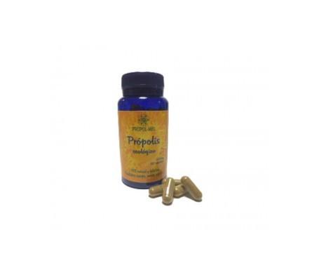 Propolis-mel bio propolis capsules de propolis 60caps