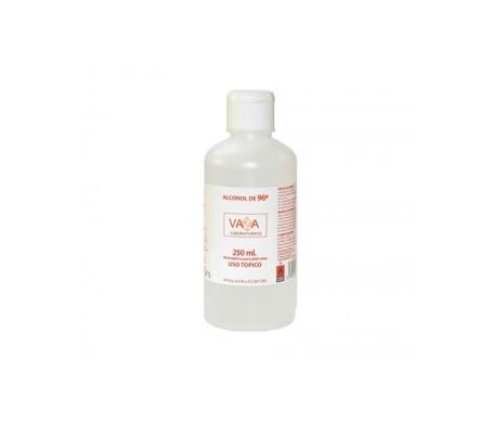 Vaza alcohol 96º 250ml