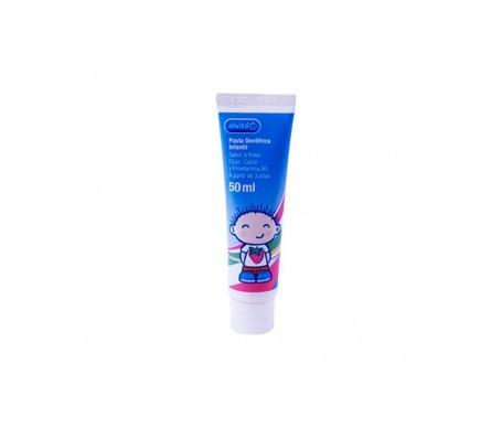Alvita pasta dental infantil 50ml