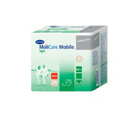 MoliCare Mobile T-XS 14uds