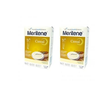Meritene Cereal crema de arroz 300g+300g