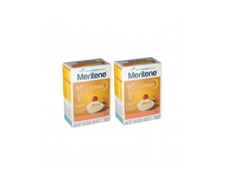 Meritene Cereal multifrutas 300g+300g