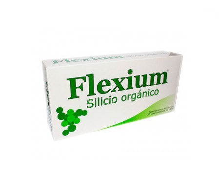 Flexium Silicio Orgánico 15ml x 20 viales