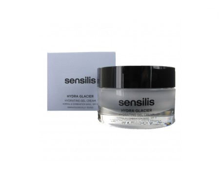 Sensilis Hydra Glacier gel cream 50ml