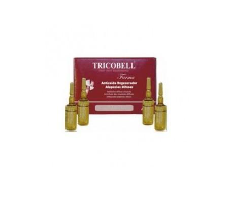 Fiale Tricobell Elite 12 pezzi