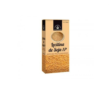 El Naturalista lecitina de soja IP 250g