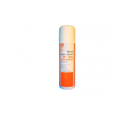 Parabotica Spray Protector Transparent Spf50+ 200ml