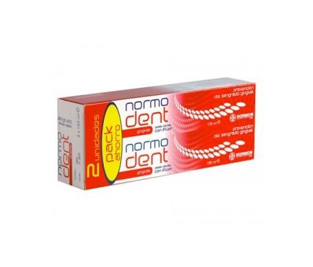 Normodent Gingivitis pasta 125ml+125ml