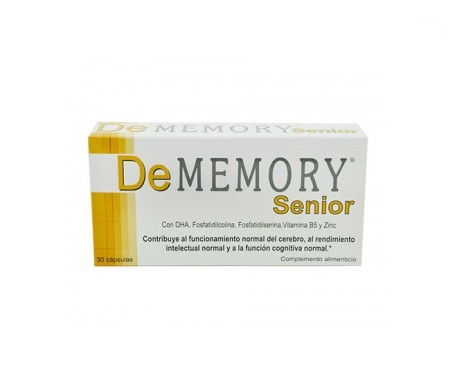 DeMemory Senior 30caps
