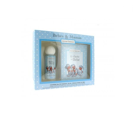 Anne Geddes colonia niño 100ml + diario
