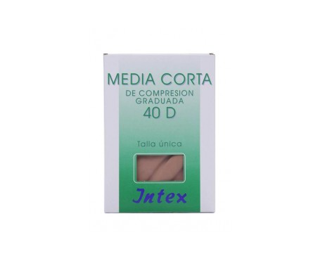 Intex Media Corta (a-d) Comp Ligera 40 Talla Unica