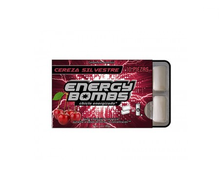 Energy Bombs gomme de cerise 10 pcs