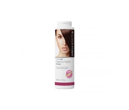 Singuladerm Xpert capelli Shampoo capelli fragili 400ml