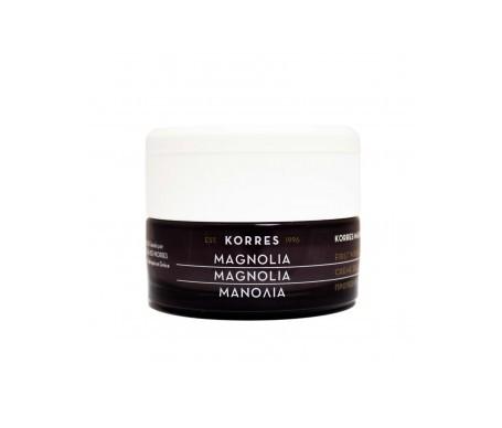 Crema giorno Korres Magnolia 40ml