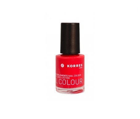 Korres esmalte Coral Pink nº43 11ml