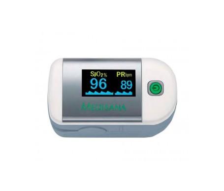 Medisana pulsioxímetro PM 100 1ud