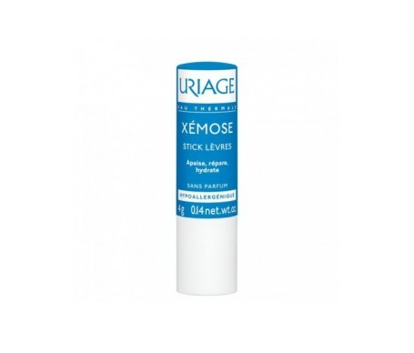 Uriage Xemose stick labial 4g