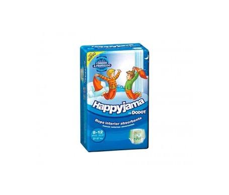 Dodot Happyjama pañal infantil niño T-8  13uds