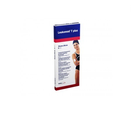 Leukomed® apósitos postoperatorio 10x30cm 5uds