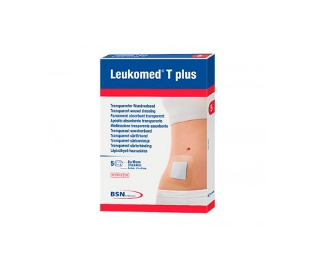 Leukomed® T apósito 8x10cm 5uds