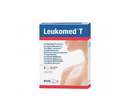 Leukomed® T apósito 10x12,5cm 5uds