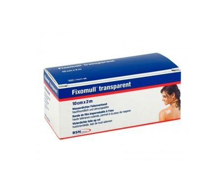 Fixomull® Transparent 2 M X 10 Cm