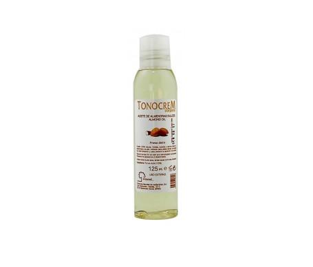 Tonocrem Süßmandel-Öl 125ml