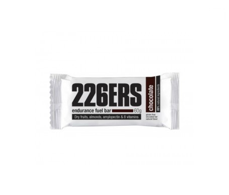 226ERS Endurance Fuel barrita energética chocolate 24uds