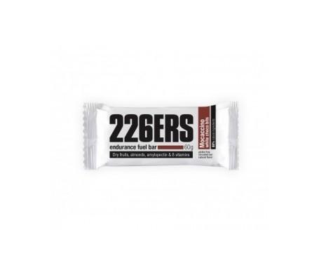 226ERS Endurance Fuel barrita energética mocaccino 24uds