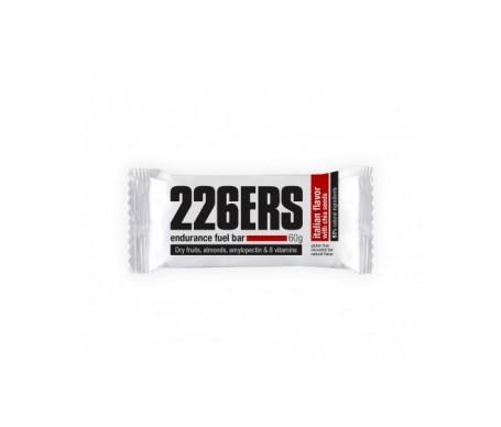 226ERS Salty Snack barrita energética salada sabor italian 24uds