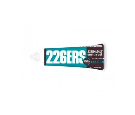 226ERS gel energético licorice 40uds