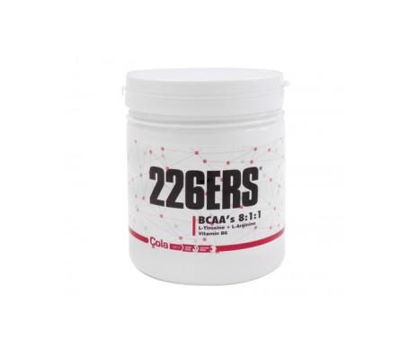 226ERS Bcaa's  8:1:1 sabor cola 300g