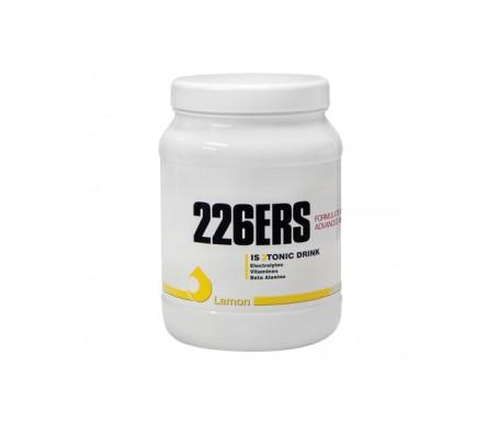 226ERS bebida isotónica limón 500g