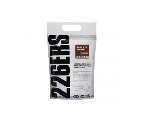226ERS proteína de suero de leche aislada chocolate 1000g