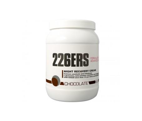 226ERS recuperador muscular nocturno chocolate 500g