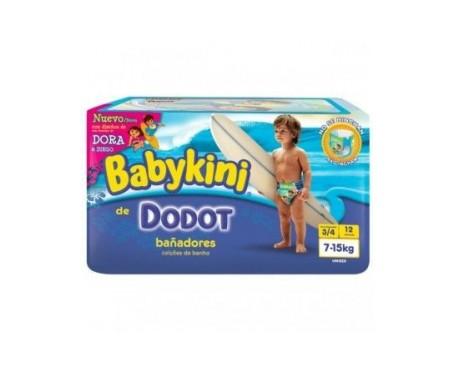 Dodot Babykini T-3/4 7-15 Kg