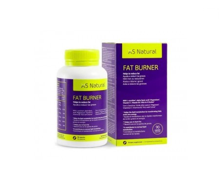 XS Natural Fat Burner 90comp