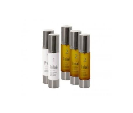 Profade crema hidratante 3udsx50ml + gel regenerador 50ml