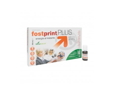 Soria Natural Fost Print Plus 20amp