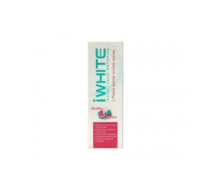 Iwhite pasta dental encías 75ml