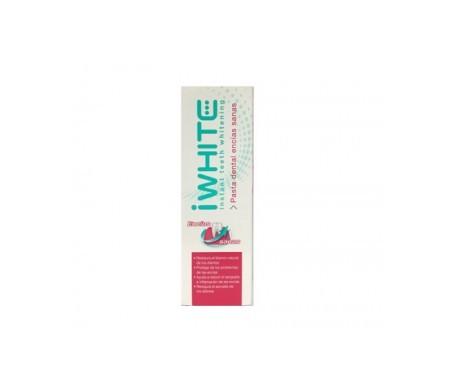 Iwhite pasta encías dentaire encías 75ml