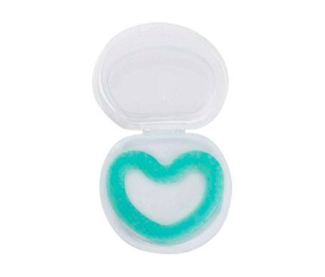 Suavinex® mordedor silicona modelo corazón + caja 1ud