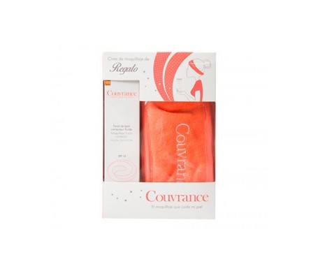 Avène Couvrance fluid tanned 30ml + GIFT makeup tape