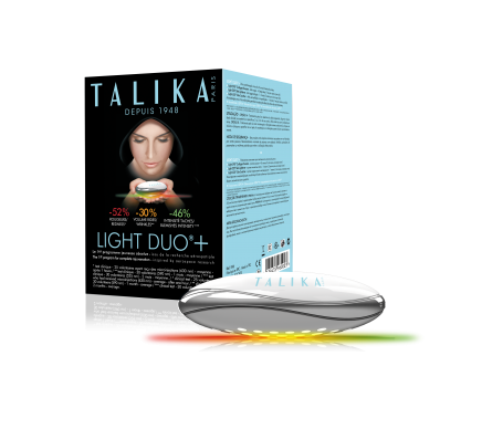 Talika Light Duo+ traitement anti-âge 1ud