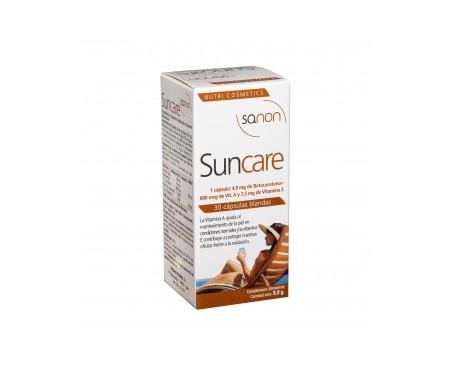 Sanon suncare 30cáps blandas